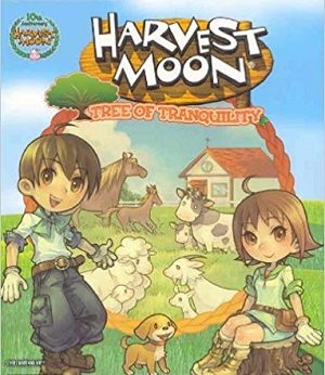 Harvest Moon Tree of Tranquility facts