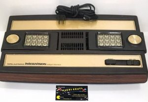 Intellivision console facts