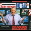 John Madden Football '93 facts