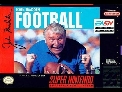 John Madden Football facts