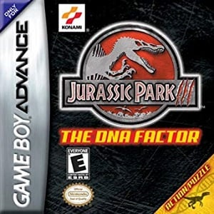 Jurassic Park III The DNA Factor facts