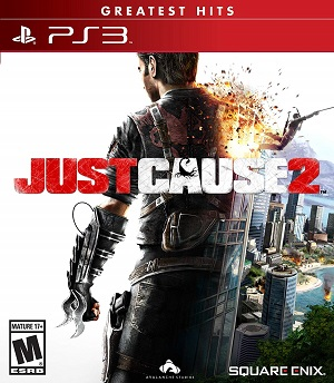 Just Cause 2 facts