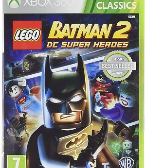 LEGO Batman 2 DC Super Heroes facts