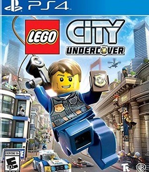 LEGO City Undercover facts