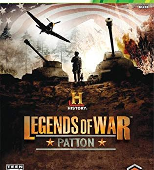 Legends of War patton facts