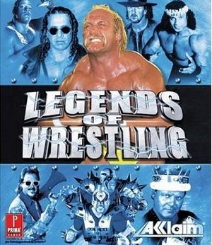 Legends of Wrestling facts