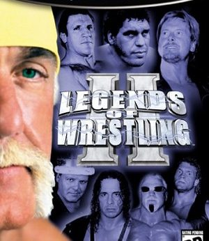 Legends of Wrestling ii facts