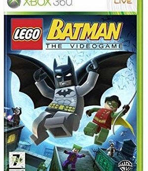 Lego Batman The Video Game facts