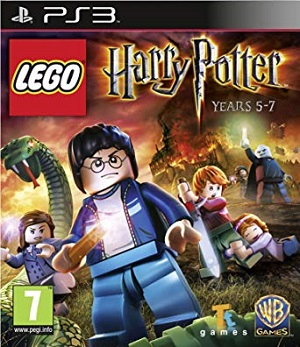 Lego Harry Potter Years 5-7 facts