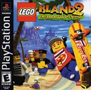 Lego Island 2 The Brickster's Revenge facts