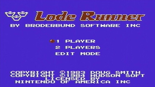 Lode Runner facts