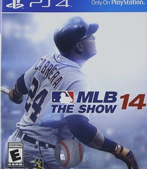 MLB 14 The Show facts