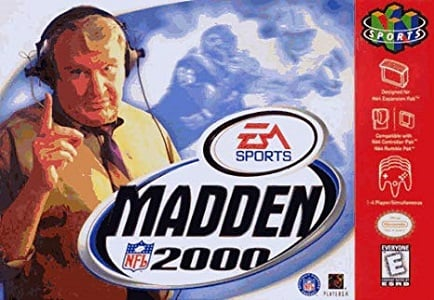 Madden NFL 2000 facts