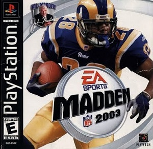 Madden NFL 2003 facts