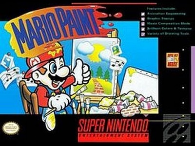Mario Paint facts