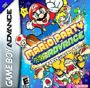 Mario Party Advance facts