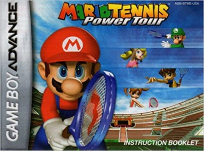 Mario Tennis Power Tour facts