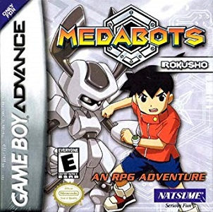 Medabots Rokusho Version facts