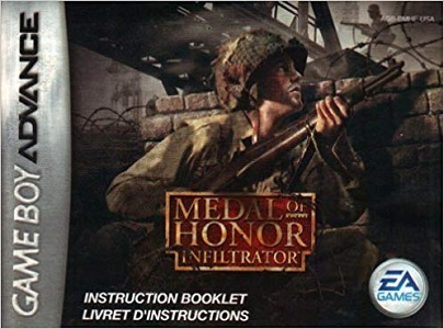 Medal of Honor Infiltrator facts