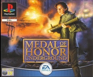 Medal of Honor Underground facts