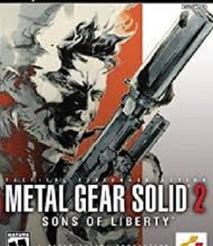 Metal Gear Solid 2 Sons of Liberty facts