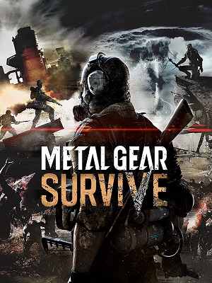Metal Gear Survive facts