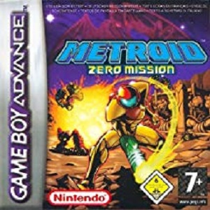 Metroid Zero Mission facts