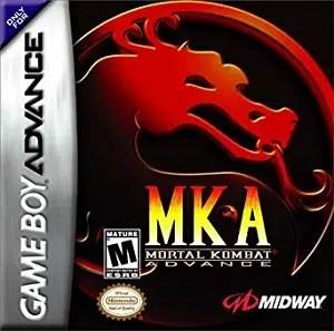 Mortal Kombat Advance facts