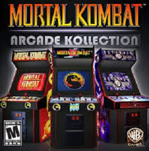 Mortal Kombat Arcade Kollection facts