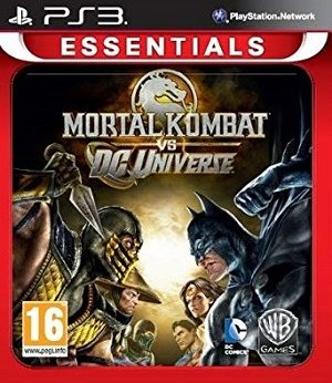 Mortal Kombat vs. DC Universe facts
