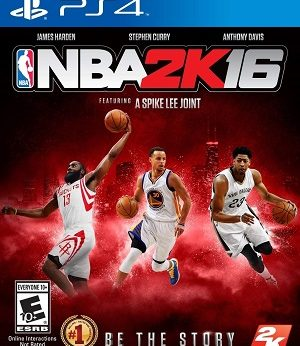 NBA 2K16 facts