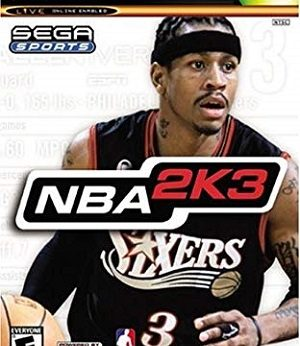 NBA 2K3 facts