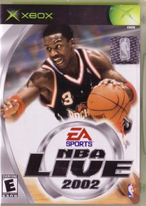 NBA Live 2002 facts