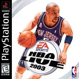 NBA Live 2003 facts