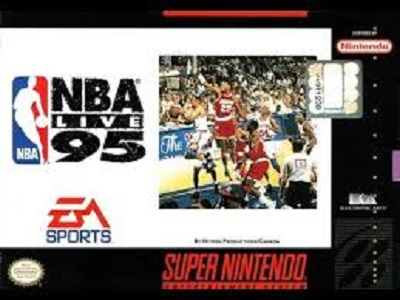 NBA Live 95 facts