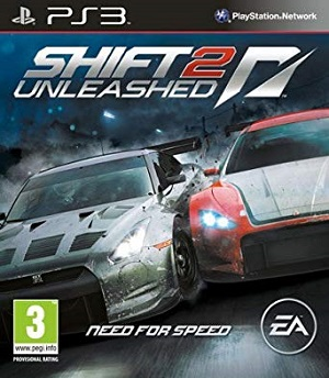 Need for Speed Shift 2 Unleashed facts