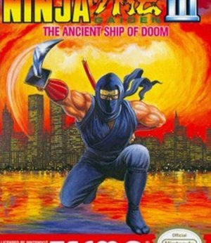 Ninja Gaiden III The Ancient Ship of Doom facts