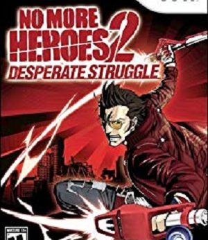 No More Heroes 2 Desperate Struggle facts stats