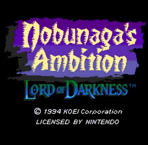 Nobunaga's Ambition Lord of Darkness facts