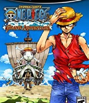 One Piece Grand Adventure facts