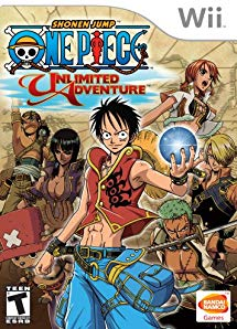 One Piece Unlimited Adventure facts