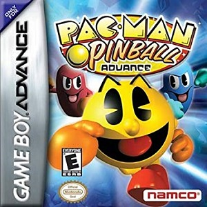 Pac-Man Pinball Advance facts