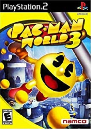 Pac-Man World 3 facts