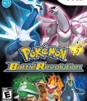 Pokémon Battle Revolution facts