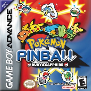 Pokémon Pinball Ruby and Sapphire facts