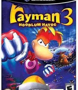 Rayman 3 Hoodlum Havoc facts