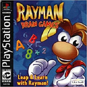 Rayman Brain Games facts
