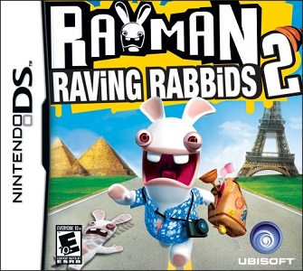 Rayman Raving Rabbids 2 facts
