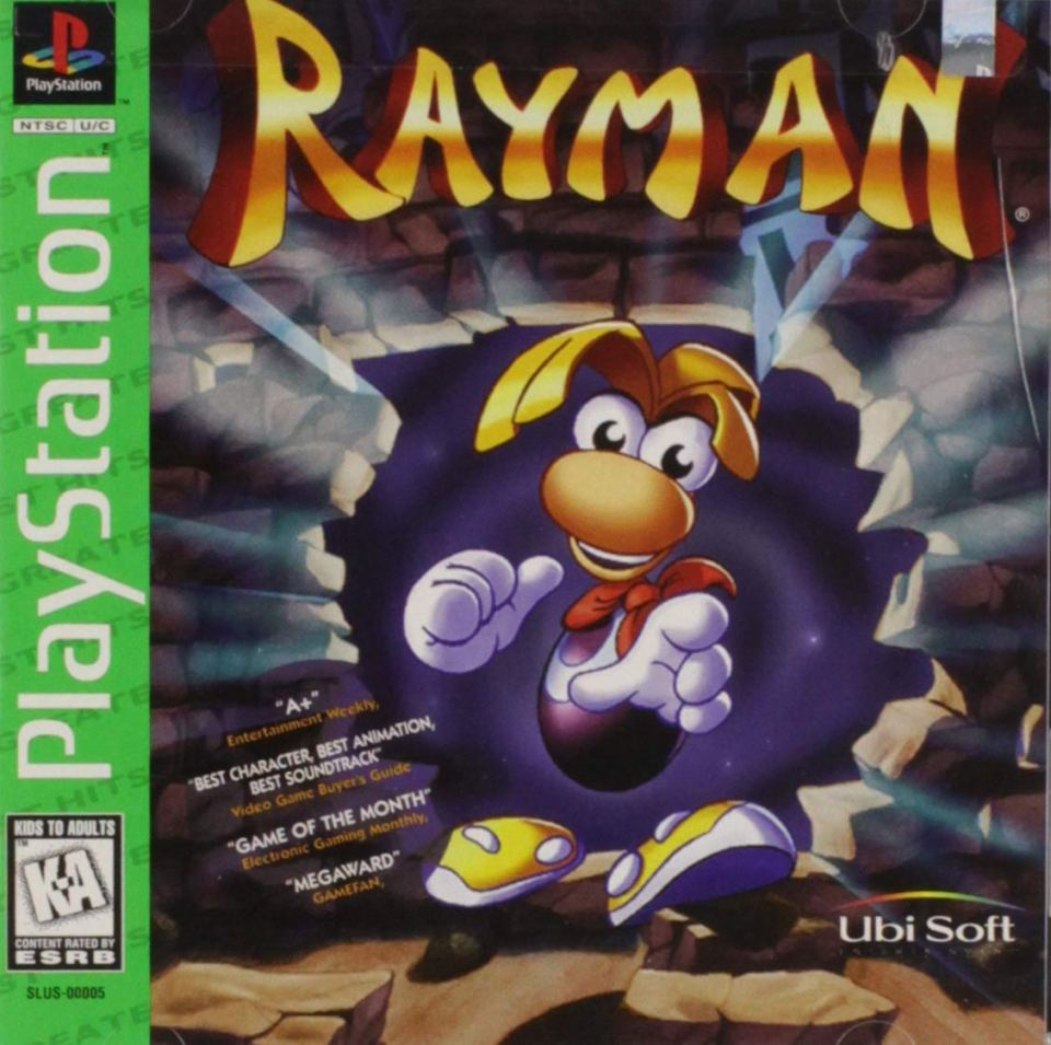 Rayman facts