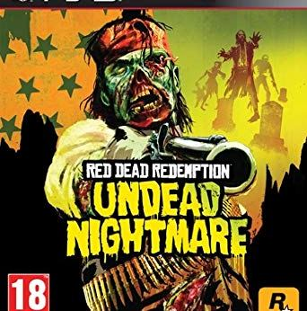 Red Dead Redemption Undead Nightmare facts